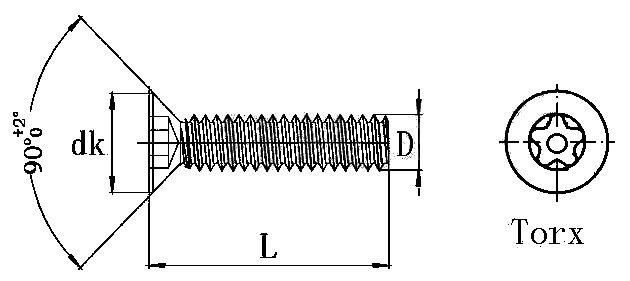 5torxflatscrews