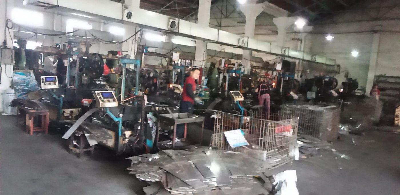 flat washers factory