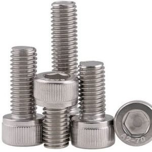 shcs screws stainless