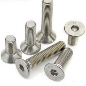 stainless steel socket head cap screws metric