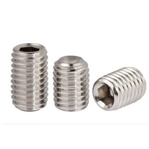 set screws stainless steel