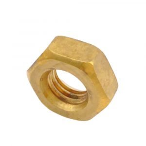 BRASS NUTS HEX