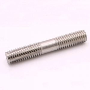 double end studs stainless
