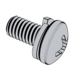 SEMS screws